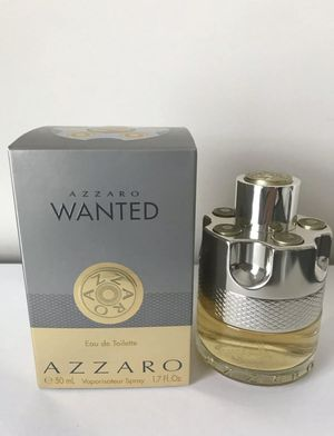 New Azzaro wanted perfume spray 1.7 oz for Sale in VA, US