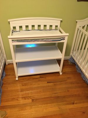Changing table for Sale in Bloomfield, CT