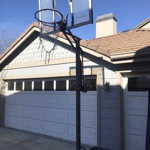 Outdoor Basketball Hoop for Sale in Mount Hamilton, CA