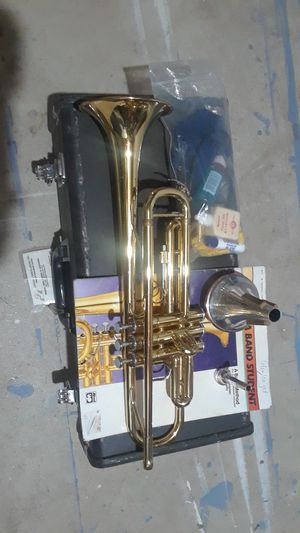 Yamaha trumpet for Sale in Litchfield, CT