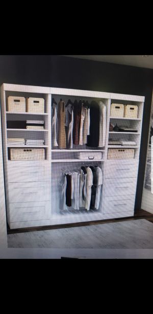 Closet organizer new!! for Sale in Melrose Park, IL