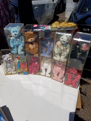 Beanie babies for Sale in Spring Valley, CA