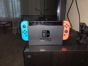 Nintendo Switch *BRAND NEW* for Sale in Loxahatchee, FL