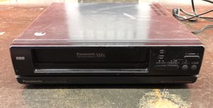 Panasonic PV-2912 OmniVision VHS Video Cassette Recorder for Sale in Temecula, CA