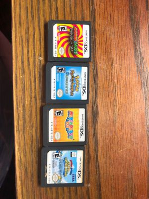 DS games for Sale in Bridgeport, CT