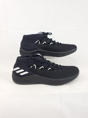 Adidas SM Dame 4 NBA Basketball Shoes Lillard 'Core Black' B76007 Mens Size 18 for Sale in Chicago, IL