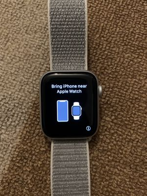 Apple Watch series 4 44mm LTE cellular for Sale in Pomona, CA