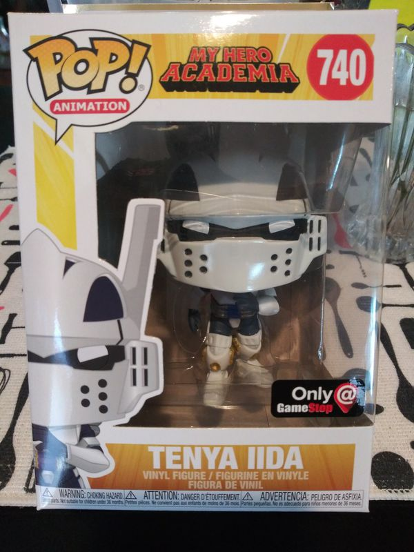 Funko Pop Tenya Ida GameStop Exclusive #740