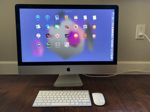 iMac 27 with 1TB HD and 16GB RAM for Sale in San Diego, CA