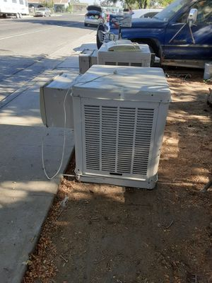 Two swamp coolers for Sale in Tulare, CA
