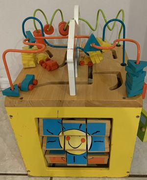 Children's Activity Cube for Sale in Port St. Lucie, FL