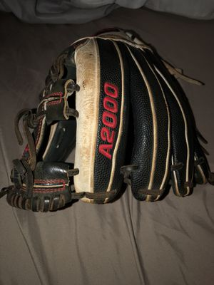 Wilson A2000 $70 OBO for Sale in Wesley Chapel, FL