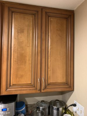 Double door kitchen cabinet for Sale in Mission Viejo, CA