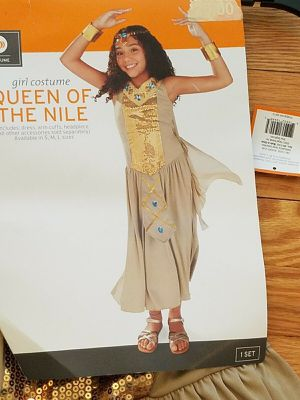 Kids Cleopatra Costume Size Small for Sale in Baltimore, MD