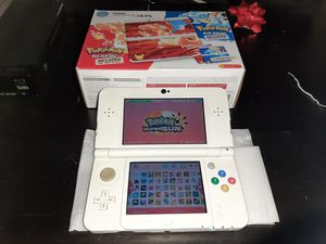'New' Nintendo 3DS (Pokemon Red 20th Anniversary LE) w/ original box and 64GB card of Pokemom 3DS games and much more for Sale in Lake Worth, FL