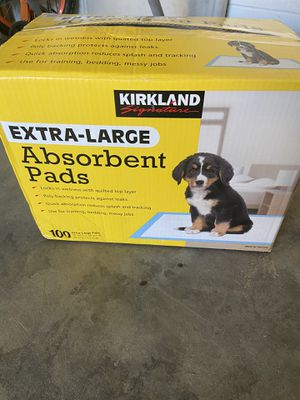 Puppy potty pads for Sale in Arroyo Grande, CA