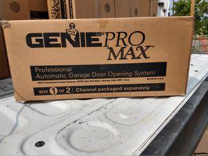 Genie promax garage door opener for Sale in Golden, CO