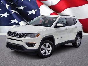 2018 Jeep Compass for Sale in Hermitage, PA