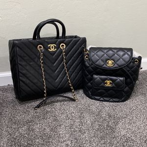 Chanel Purse Bags Backpack for Sale in Fremont, CA