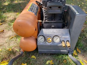 Gas air compressor for Sale in Garden City, NY