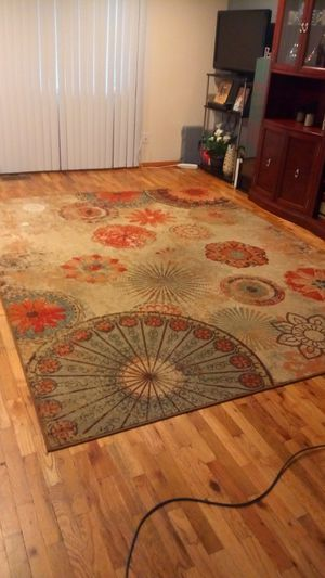VERY NICE BIG RUG SIZE 10BY8FT FOR SALE for Sale in Bellevue, WA