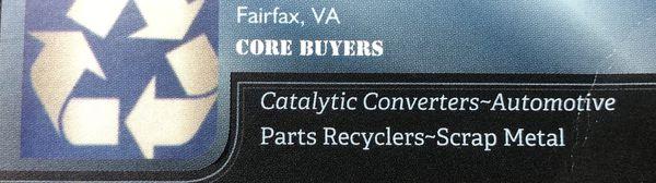 Your local scrap metal buyer