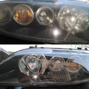 Headlight Shine Before / After for Sale in Los Angeles, CA