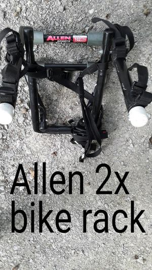Allen 2 space bike rack in excellent condition for Sale in Mt. Juliet, TN