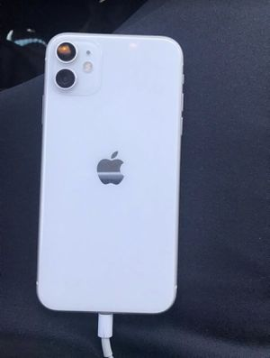 Apple iPhone 11 64GB White - Clean for Sale in Amarillo, TX