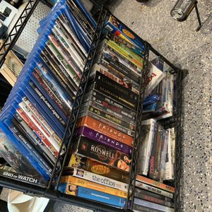 DVD And Blue Ray for Sale in Hesperia, CA