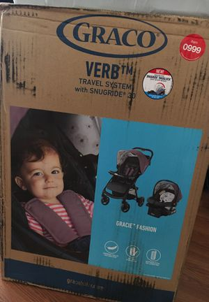 Graco car seat and stroller for Sale in IL, US