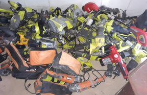 Ridgid DeWalt Ryobi Milwaukee tools for parts or repair for Sale in Greenville, SC