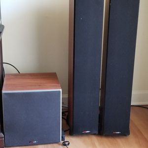 Polk Audio Set 200 for Sale in Alexandria, VA