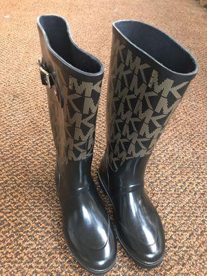 Michael Kors Rían boots size 6 for Sale in Manassas, VA