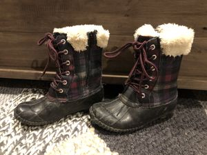 Girls size 1 snow boot for Sale in Kent, WA