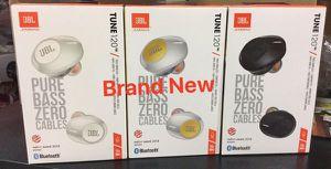 Headphones Bluetooth wireless In-Ear earphones Sport Audifonos Auriculares JBL TUNE 120TWS for Sale in Miami, FL