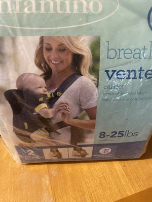 Infantino Breathe Vented Carrier for Sale in Central Point, OR