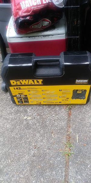 Brand New dewalt tool set for Sale in Bremerton, WA