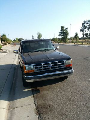 92 ford ranger xlt 4.0l.. running like new for Sale in Citrus Heights, CA