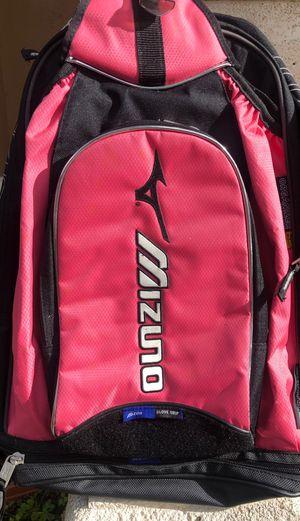 Mizuno softball backpack for Sale in Davie, FL