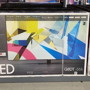 NEW TV SAMSUNG QLED 65inch for Sale in Brooklyn, NY
