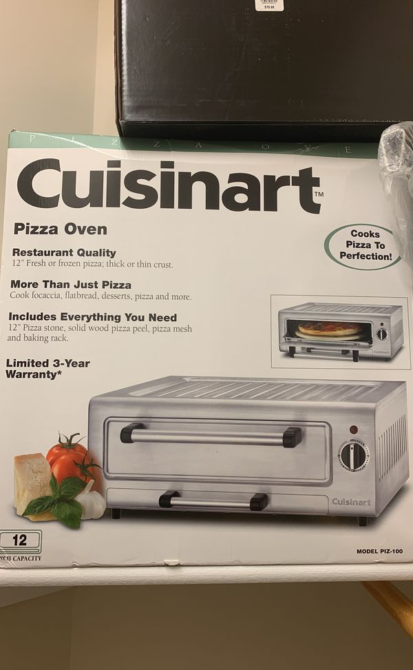 Cuisinart PIZ-100 Brand new in box