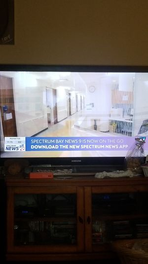 "Samsung 50"" Plasma TV for Sale in St. Petersburg, FL"