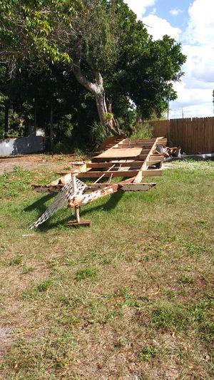 Trailer used for House trailer for Sale in Sarasota, FL