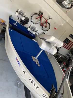 Aluminum boat for Sale in Etiwanda, CA