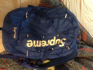 Supreme backpack for Sale in Bayonne, NJ