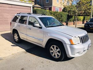 2008 Jeep Grand Cherokee 4x4 Hemi V8 Clean Title 108K Miles for Sale in Brooklyn, NY