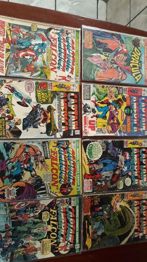 Marvel Captain America 1970's Comics Book for Sale in Detroit, MI