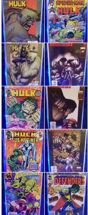 HULK SMASH!!! COMIC BOOKS & MORE for Sale in Pomona, CA