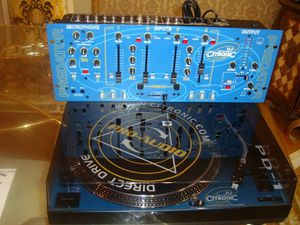 Citronic PD-1 turnable, Citronic pro audio DJ mixer for Sale in Los Angeles, CA